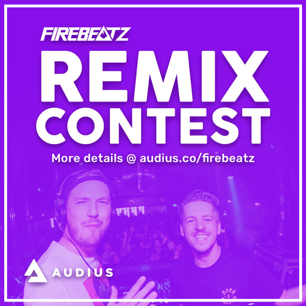 "Firebeatz - ""Bad Habit"" Remix Contest by Audius"